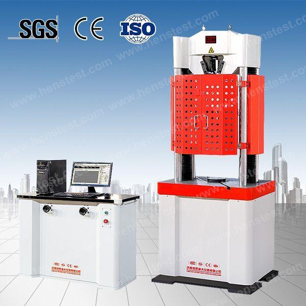 WAW-100B微机控制电液伺服万能试验机