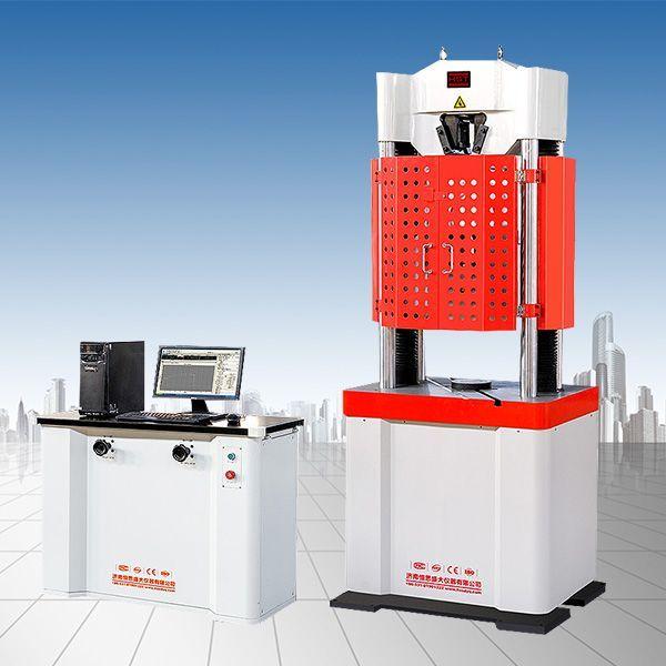微机控制液压万能试验机