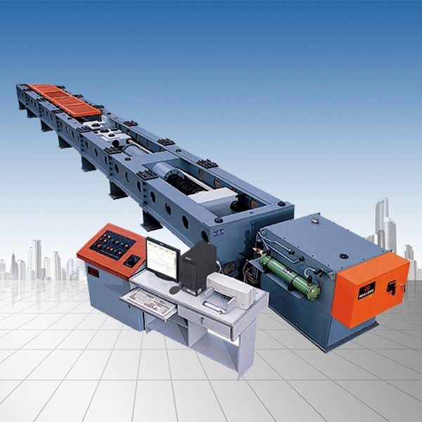 DZWL-600E微机控制式绳索皮带拉伸试验机